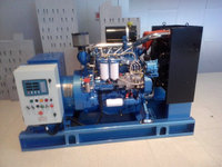 Weichai engine 62.5KVA 50KW emergency diesel generator with electric governing
