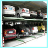 Automatic Multi-levels Vertical-horizontal Puzzle portable garage for two car parking
