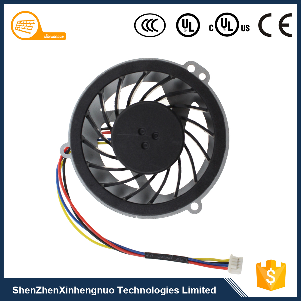 Amazon Hot Selling 4Pin Laptop Cpu Cooling Fan for Asus K42DE K42N A42D X42D X42J X42E A40D Series