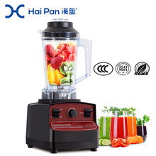 26000RPM High Speed Blender Electric Smoothie Ice Fruit Juicer Multi Function Heavy Duty Commercial Mixer Blender For Bar Hotel