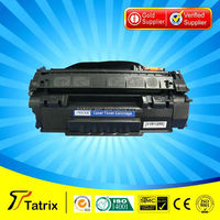 53X (Q7553X) Toner for hp 53X (Q7553X) Black Toner Cartridge used in for hp 2014/2015/2727
