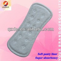 Panty liners for lady, 160mm sanitary pads wholesale price!!