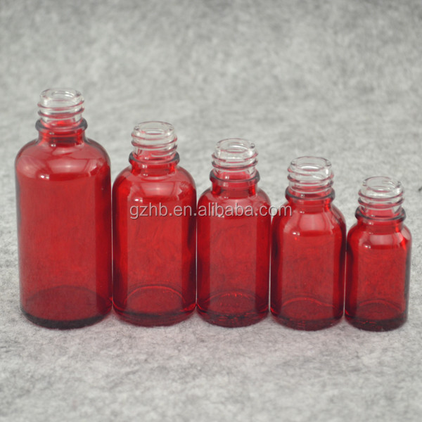 red glass bottle empty red dropper bottle dekang e liquid wholesale