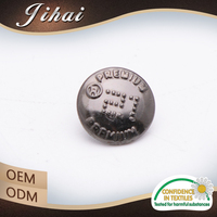 China Textile Metal Button Snap For Leather