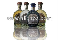 Tequila Don Weber Premium 100% Natural Blue Agave Artisanal Tequila