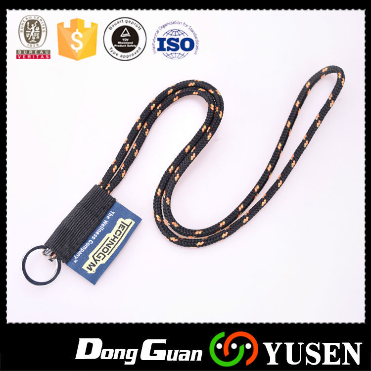Novel Product Luxury Quality Cheap Price Promotion Polyester Evod Lanyard For Students