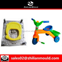 2015 best sell plastic ride-on toy car parts mould