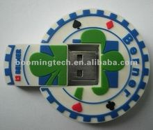 Gambling poker pen drive