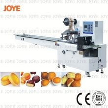 Super High Speed Flow Chocolate Bread/Granola Bar Bread Packing Machine JY-300/DXD-300