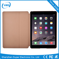 2016 hot selling high quality Comma full protective shookproof luxury anti-flip leather cover case for iPad Pro 9.7