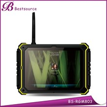 2015 New 8inch MTK8382 1280*800 Quad Core IP68 Android 4.4 RAM 1G ROM 16G NFC walkie talkie GPS 3G IP68 rugged tablet computer