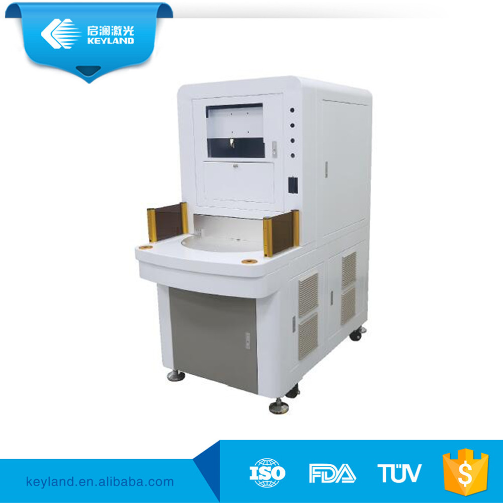 Keyland jewelry uv portable laser marking machine