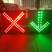 Made in China led blinking green arrow light for sale