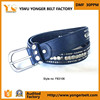 2017 Top fashion good quality women genuine leather belt