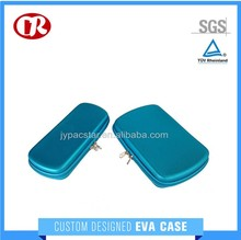 Custom different size for students packing PU surface EVA pencil box