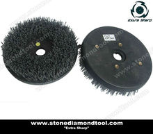 Diamond brush for granite / abrasive wheel / polishing brush For Stainless steel grinding machine