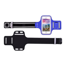 5.5 Inch Mobile Phone Sports Arm Band Case for Running Jogging Cycling