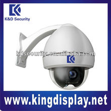 Cheaper 1/4 inch 540TVL EXview HAD CCD 36x and 12x zoom IP66 PTZ High Speed Dome CCTV Camera