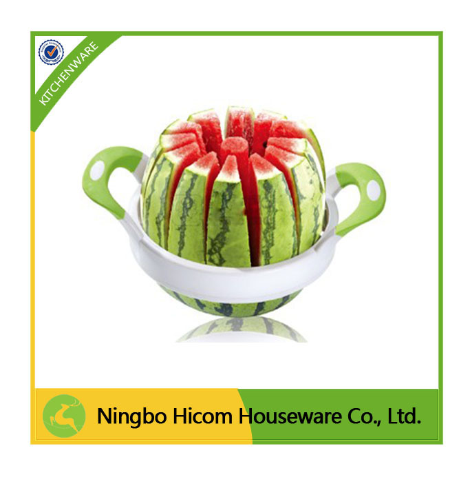 Stainless Steel Water Melon Slicer,Watermelon Slicer For Cutting Large Fruit & Vegetables as seen on TV,Food Grade