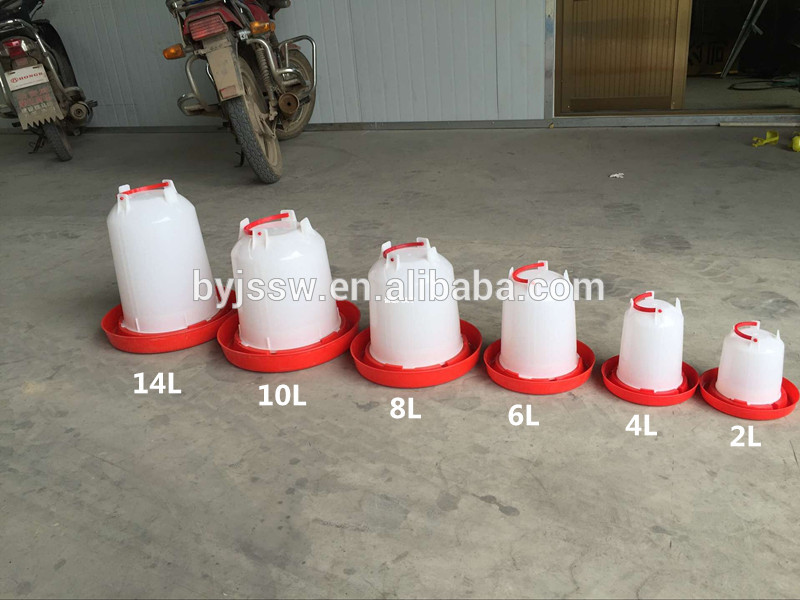 Plastic Chicken Feeders and Drinkers Poultry And Automatic Feeders