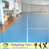 4.5mm removable portable recycled PVC Basketball Flooring Prices