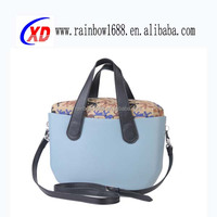 Alibaba china wholesale cheap girls leather tote bag