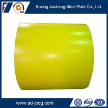 Shandong color coated ppgi sheets steel coil/steel sheet