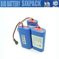 Rechargeable 5 volt ,12v lithium battery pack for led light strips