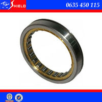 Golden Dragon touring bus parts: Gearbox S6-90 cylinderical roller bearing 0635450115