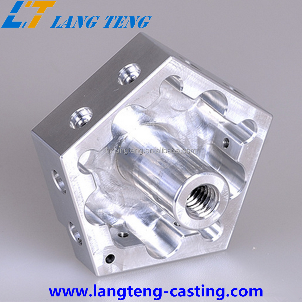 high performance cnc machining aluminum automobile/motorcycle spare parts