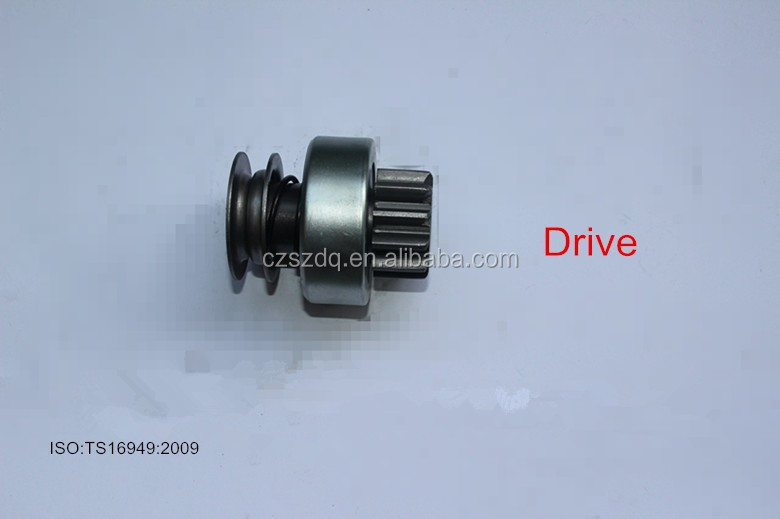Hitachi truck starter Toyota auto starter drive automotive spare parts
