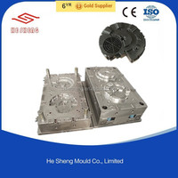 chinese injection plastic mould