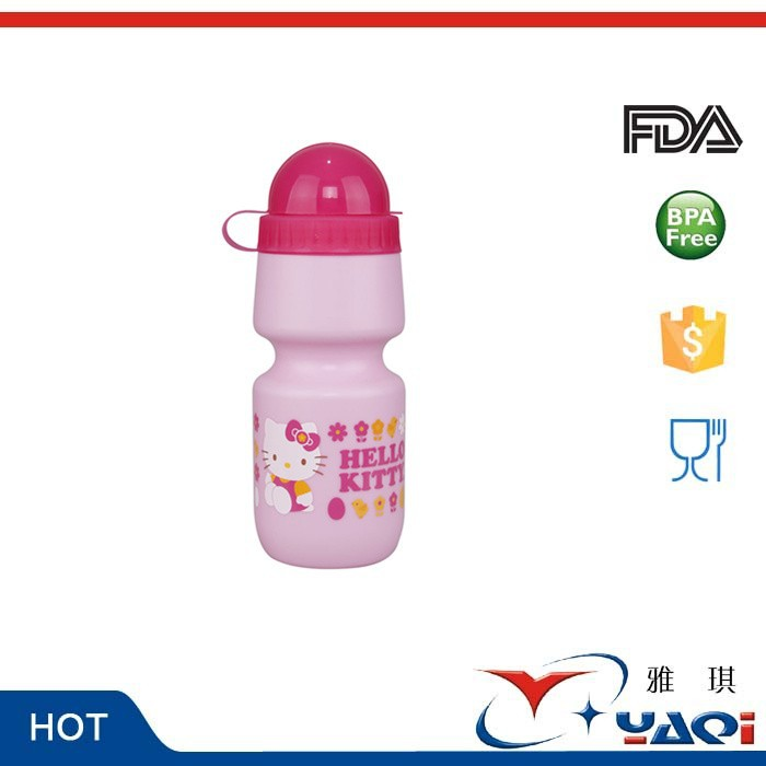 500ml Child Water Bottle with Large LOGO Printing Area