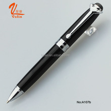 Gun Black and Black Business Heavy Metal Roller Pen for <strong>Promotion</strong>
