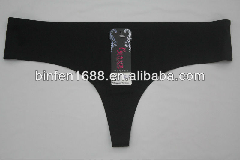 2014 Fancy Seamless Bonded Hot Models G Strings