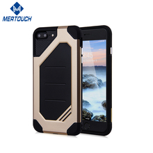 for iphone 7 case TPU inner hard PC frame combine shockproof armor mobile phone accossires
