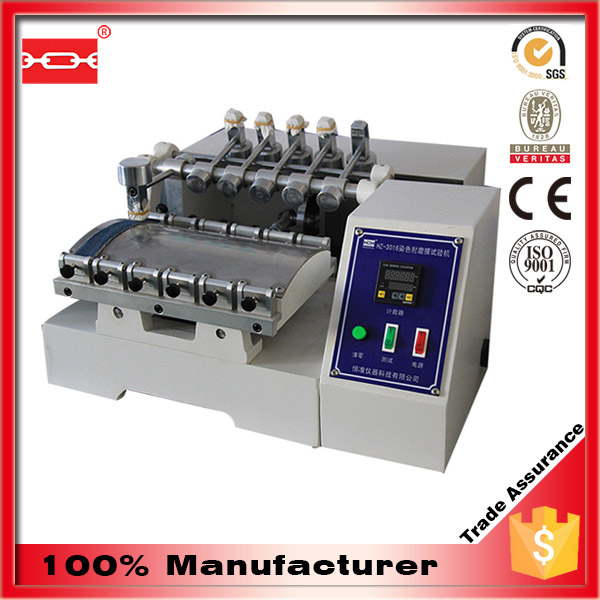 Clothing Stain Abrasion Resistant Testing Machine HZ-3016