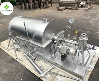 Mini 10kg capacity waste plastic / rubber pyrolysis plant for laboratory