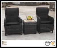 AWRF5201A aluminum outdoor chairs liquidation from ningbo manufacturer