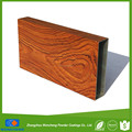 Laminated Wood Texture Aluminium Windows Powder Coating
