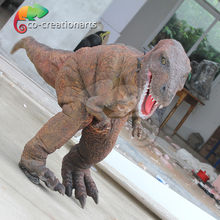 hidden legs artificial dinosaur costume for sale