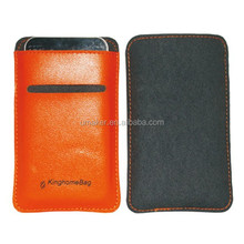 Pouch Sleeve Leather Case for iphone5
