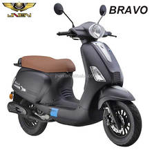 BRAVO 125CC JNEN Motor Patent Design 2017 Vespa Model Moto Scooters With CE EEC DOT Approved Euro 4 Use EFI System