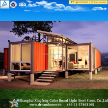 solar container home / container house hotel/living container house