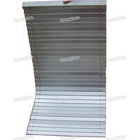 CNC machine tool guideway curtain/Protective cover for aluminium material