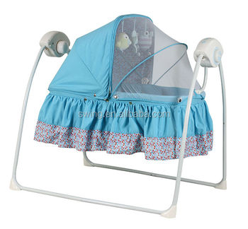 Smart and Intelligent Baby Swing Bassinet