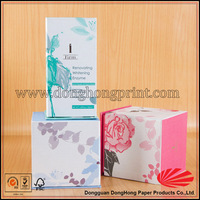 Luxury essential oil gift box packaging with custom logo