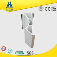 China intelligent PVC T profile plastic door frame covering