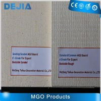 ce/iso certification magnesium oxide dragon board