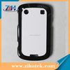 Heat transfer printing for Blackberry 9900 with sublimation aluminum insert